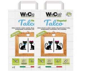 WeCat Vegetal Talco